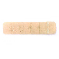 Réajusteur/Rallonge Soutien-gorge 2cm 1 crochet