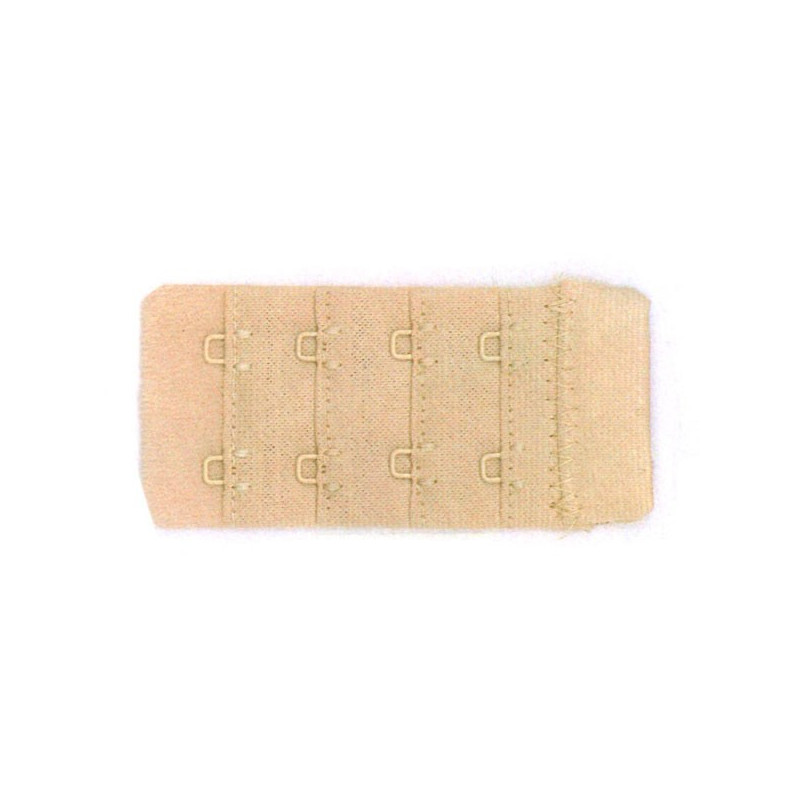 Réajusteur/Rallonge Soutien-gorge 4cm 2 crochets